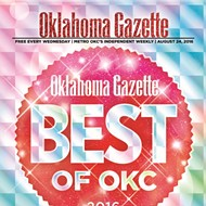 Cover Teaser: Best of OKC 2016 results!
