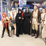 Science Museum Oklahoma hosts <em>Star Wars</em> Science Overnight ahead of the space epic's newest installment