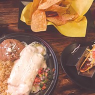Hacienda Tacos is good enough to get people to go back to the mall