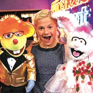 Teen ventriloquist Darci Lynne Farmer hosts a four-part weekend spectacular at The Criterion