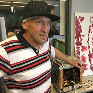 Fresh stART gives residents affected by homelessness an outlet through art