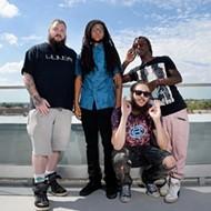 OKC rap collective Sativa Prophets soars on its debut group album <em>Into the Clouds</em>