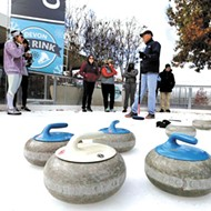 Successful Oklahoma curling clubs teach the basics at Winter Olympics Expo