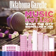 Next Issue: In anticipation of Thursday's OKG Music Show, <i>Oklahoma Gazette</i> looks at the most promising local musicians