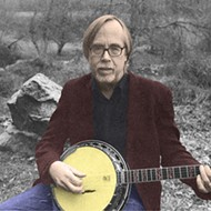 Tony Trischka performs at this year's Banjo Fest concert.
