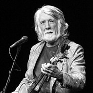 John McEuen performs at this year's Banjo Fest concert.