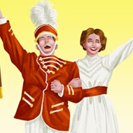 <i>Oklahoma City Repertory Theatre's</i> upcoming concert production will feature the classical musical <i>The Music Man</i>.