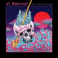 <i>White is Relic / Irrealis Mood</i> by of Montreal