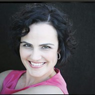 Mezzo-soprano Catherine McDaniel plays  Mother in Painted Sky Opera's production of <i>Amahl and the Night Visitors</i>.