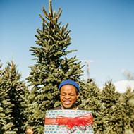 This year, hip-hop performer Jabee expanded his annual <i>Gift Raps</i> event to five Oklahoma locations.