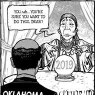 Cartoon: The future is blight