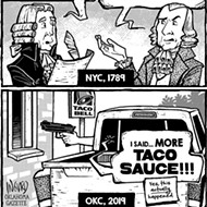 Cartoon: Fire sauce