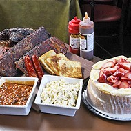 Leo's Barbecue was the first Oklahoma City restraurant featured on <i>Diners, Drive-ins and Dives</i>.