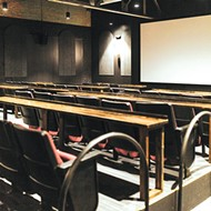 There are two 75-person screening rooms.