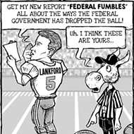 Cartoon: Ball games