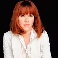 Molly Ringwald discusses her life and career Sunday as part of Junior League of Oklahoma City's Speaker in the City series.
