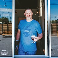 Ross Harper parlayed his science background into brewing beer at Angry Scotsman Brewing.