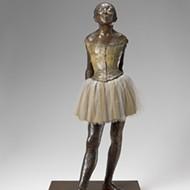 """""""The Little Dancer Aged Fourteen"""" by Edgar Degas"""
