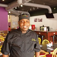 Chef Reuben Carey started Rew Orleans as a catering business before moving it to Uptown 23rd District at the end of June.