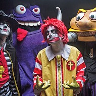 "Mac Sabbath serves up its self-described  ""drive-thru metal"" 8 p.m. July 30 at Tower Theatre"