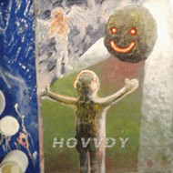 """Austin's Hovvdy (pronounced """"Howdy"""") releases <i>Heavy Lifter</i> in October."""