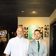 Chef Bill Forster and Enis Mullaliu opened Piatto Italian Kitchen in August.