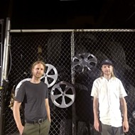 Taylor McKenzie and Stewart Whitmarsh founded Fixed Rhythms record label after discovering the lack of techno and other electronic dance music available at local record stores.