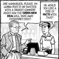 Cartoon: Meathead