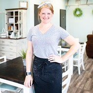 Savannah Tillman spent three years as the head baker for Pie Junkie before opening Sunshine Baking Company.