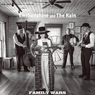 <i>Family Wars</i> will be released Oct. 18.