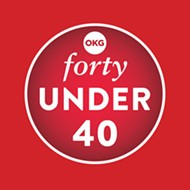 <i>Oklahoma Gazette</i>'s Forty Under 40 Class of 2019