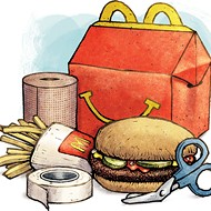 Chicken-Fried News: McDonald's — Better than hospital food