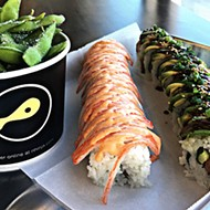 Automated sushi