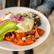 Chilaquiles | Social Deck + Dining