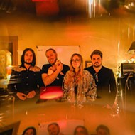 Carly Gwin & the Sin also features Gwin and Zach Nedbalek.