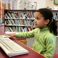 Children's authors read their books online