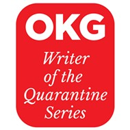 Writer of the Quarantine: Judy Jenkins