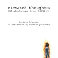 PRESS RELEASE <i>elevated thoughts</i> book launches with film premiere