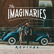 "PRESS RELEASE The Imaginaries release ""Revival"" June 12"