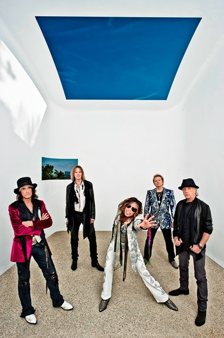 Aerosmith (Ross Halfin / Provided)