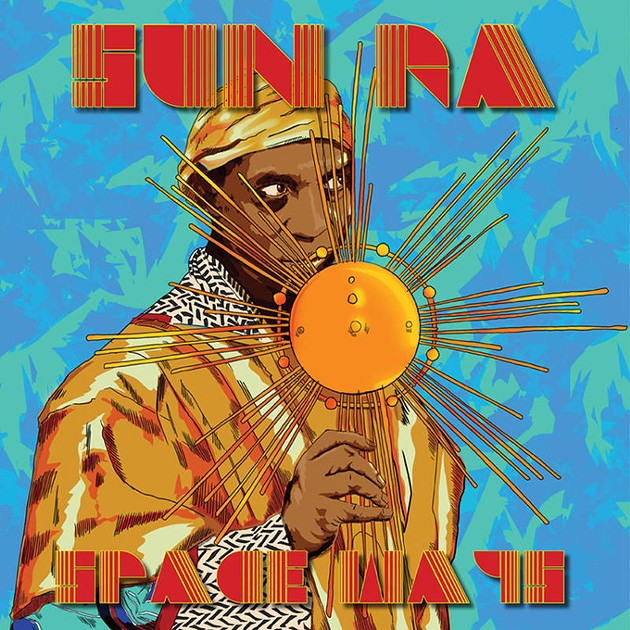 Sun Ra's Spaceways gets its debut vinyl release on Saturday. (Provided)
