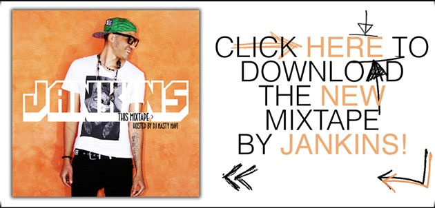 """Anthony Jenkins, aka Jankins, recently released a new video, """"Lose My Mind,"""" and mixtape, This Mixtape. 9Provided: jankins.net)"""