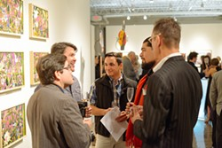 The ArtNow exhibition will be open Jan. 11 through Jan. 22 at Oklahoma Contemporary, 3000 General Pershing Blvd. The ArtNow purchasing event will be Jan. 22. - PROVIDED, OKLAHOMA CONTEMPORARY
