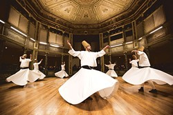 Whirling Dervishes - PROVIDED