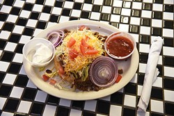 Indian taco (Mark Hancock)