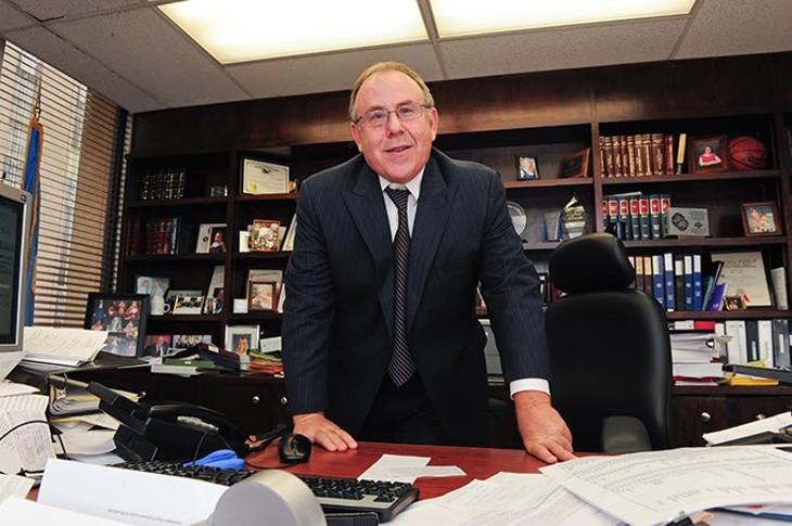 Bob Ravitz (Gazette Staff / File)