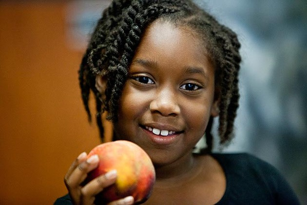 The Regional Food Bank of Oklahoma provides healthy snacks for children at risk for hunger. (Provided)