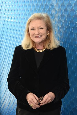 Council Woman Meg Salyer at her Accel Finacial Staffing Solutions office on Auto Alley in OKC, 1-7-15.  mh