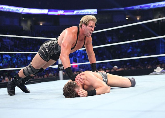 Jack Swagger (Provided)