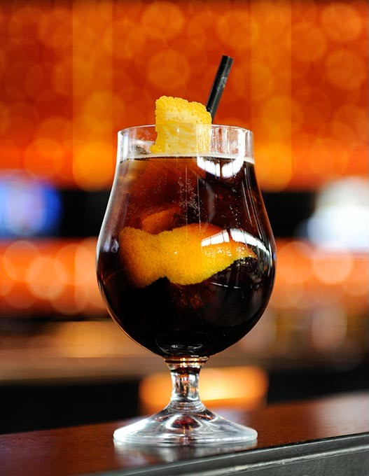 Root Down (90 proof bourbon, draft abita root beer, bitters) at Republic Gastropub in Oklahoma City, Monday, Dec. 1, 2014. - GARETT FISBECK